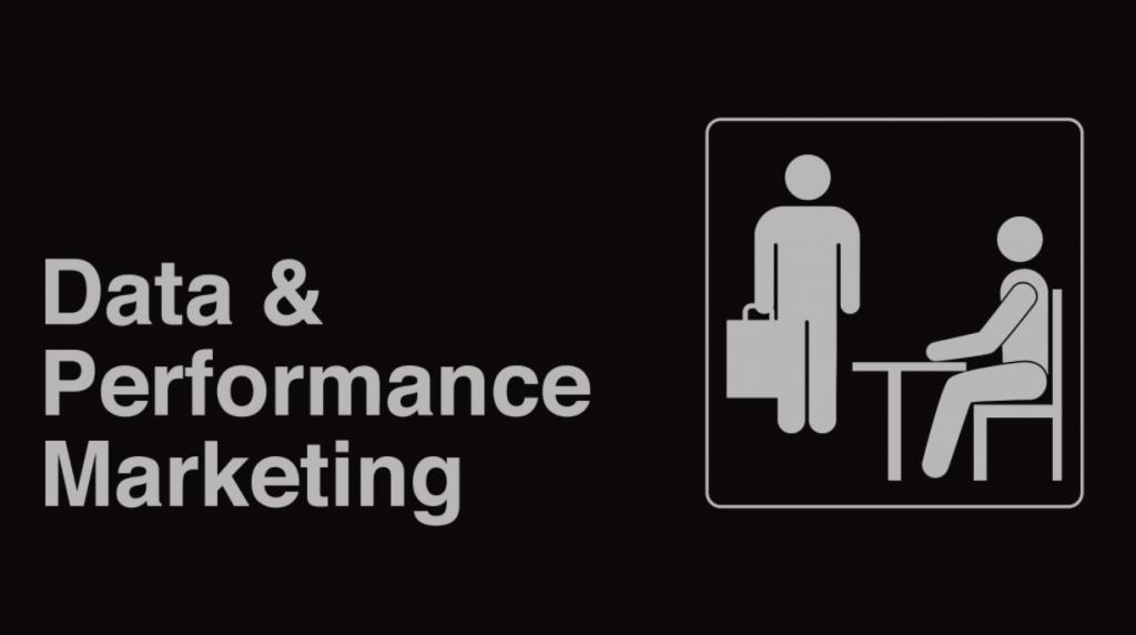 AMMA 2020 – Best use of data & performance marketing