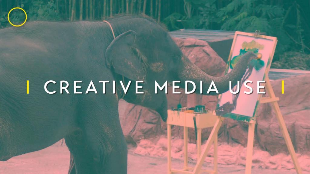 AMMA 2021 – BEST CREATIVE MEDIA USE