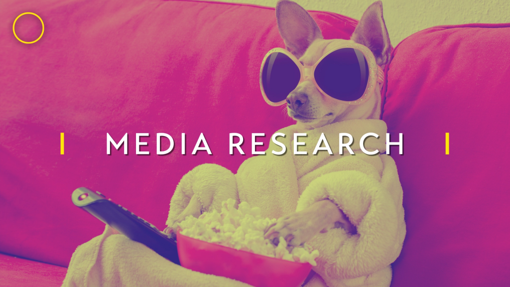 AMMA 2021 – MEDIA RESEARCH OF THE YEAR